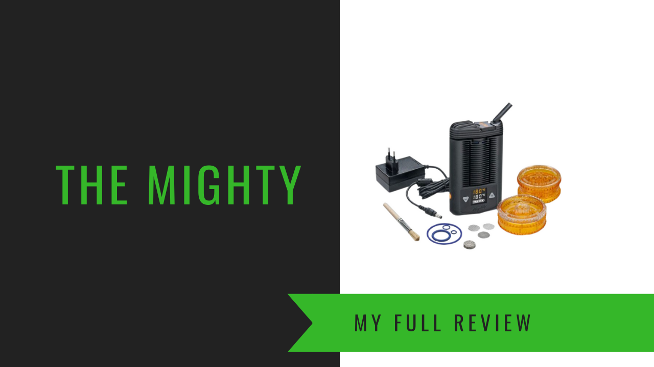 Mighty Vaporizer Review: Is It Actually Worth Buying?